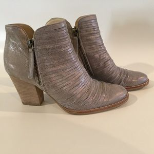 Paul Green Malibu Ankle Boot Smoke Leather 6-6.5